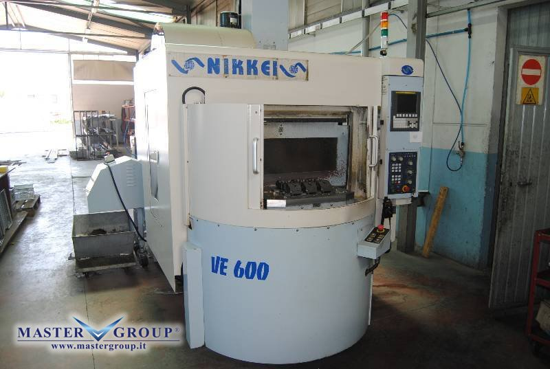 NIKKEI - VE 600 APC