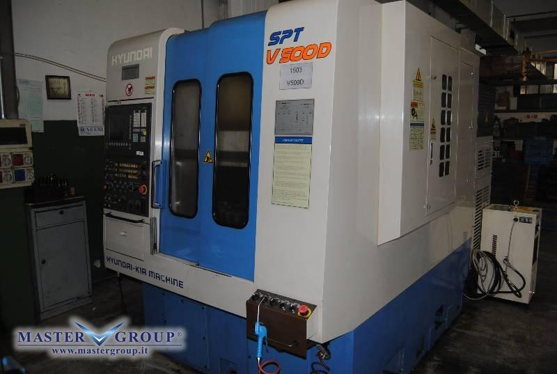 HYUNDAI - SPT-V500D