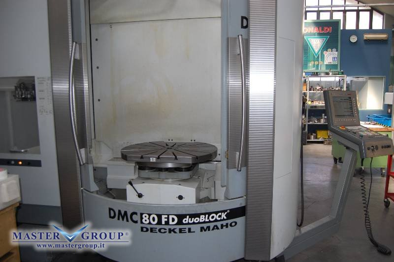 DMG - DMC 80 FD duoBLOCK