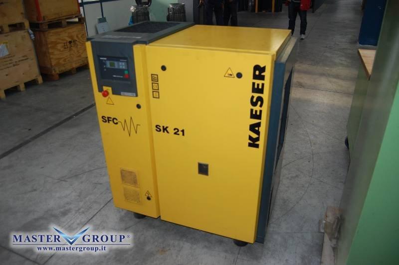 KAESER - SK21 SFC