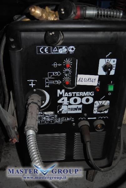 TELWIN - MASTERMIG 400