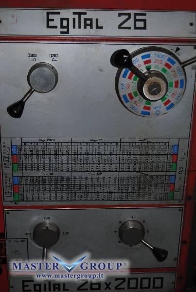 EGITAL - E26/104 X 2000