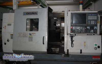 OKUMA - LB400MC
