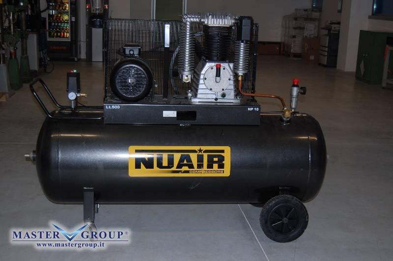 NUAIR - NK50/10T/500V400 TECH