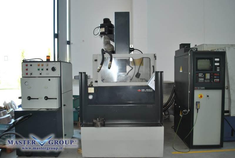 ELETTROEROSIONE A TUFFO CNC - USATA - CDM ROVELLA - ZENIT C4