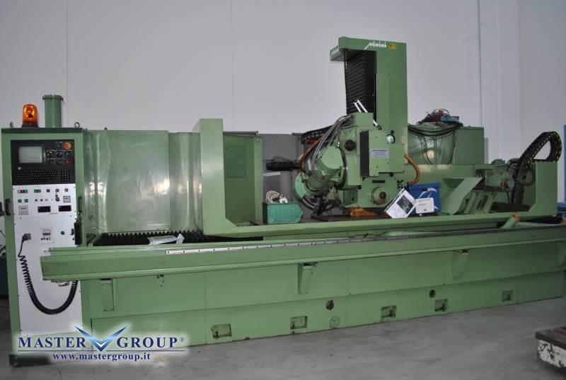 RETTIFICA TANGENZIALE A CNC - USATA - MININI - 7.16 CNC
