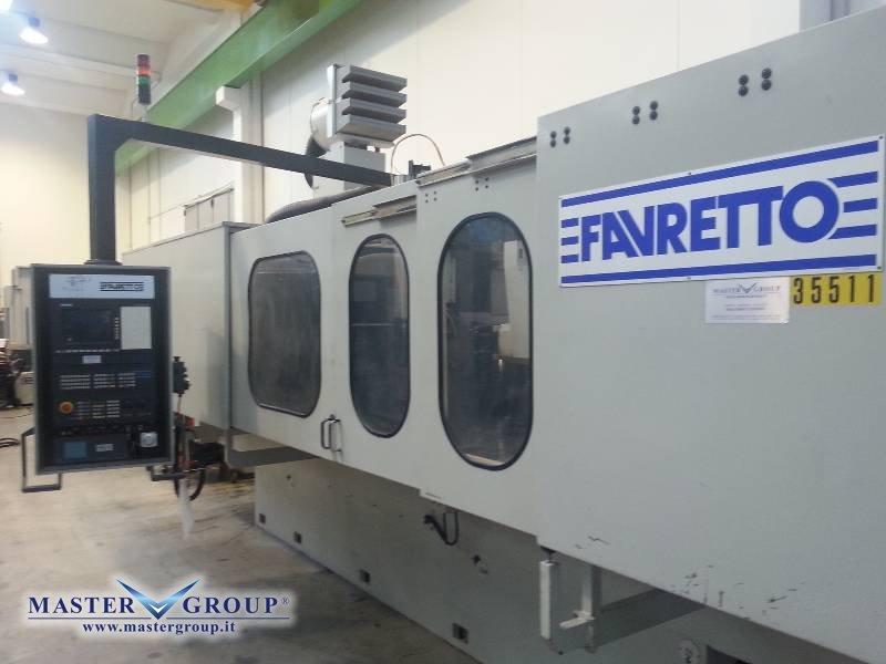 RETTIFICA TANGENZIALE A CNC - USATA - FAVRETTO - MCU 150
