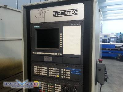 FAVRETTO - MCU 150