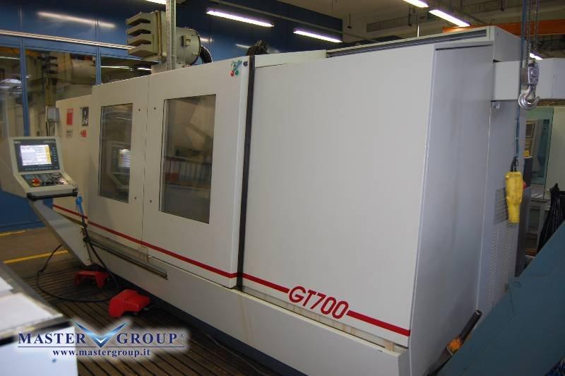 TORNIO CNC A 3 ASSI - USATO - GRAZIANO - GT700
