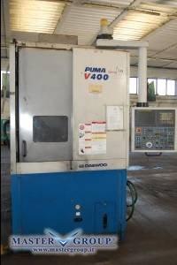DAEWOO - PUMA V400