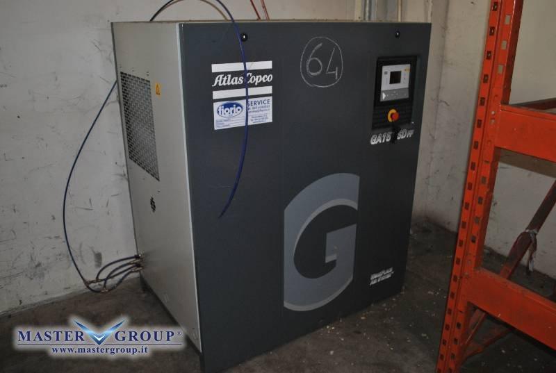 ATLAS COPCO - GA 15-13VSD FF