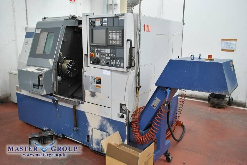 TORNIO CNC A 3 ASSI - USATO - MORI SEIKI - SL250BMC