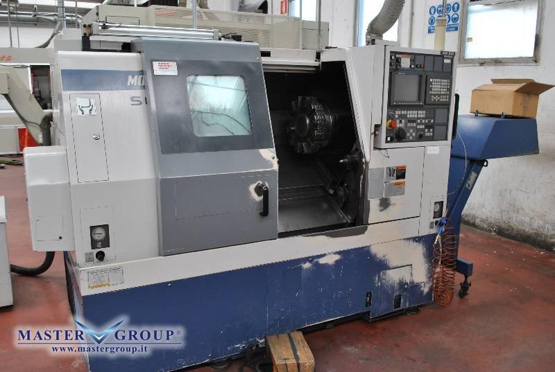TORNIO CNC A 2 ASSI - USATO - MORI SEIKI - SL 250B