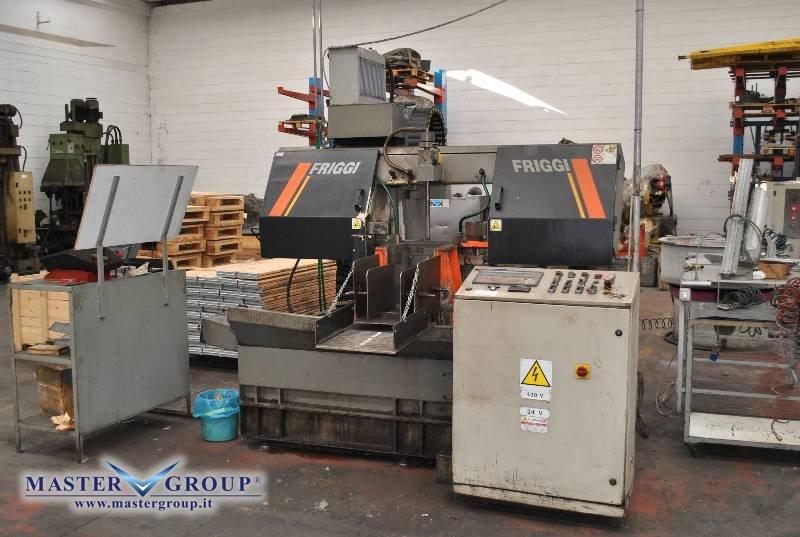 SEGATRICE A NASTRO CNC DOPPIO MONTANTE - USATA - FRIGGI - 1MF 320 ACN