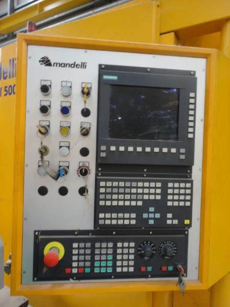 MANDELLI - THUNDER 500