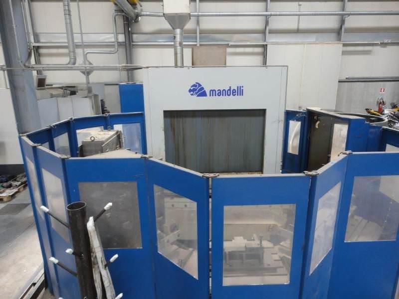MANDELLI - STORM 1100