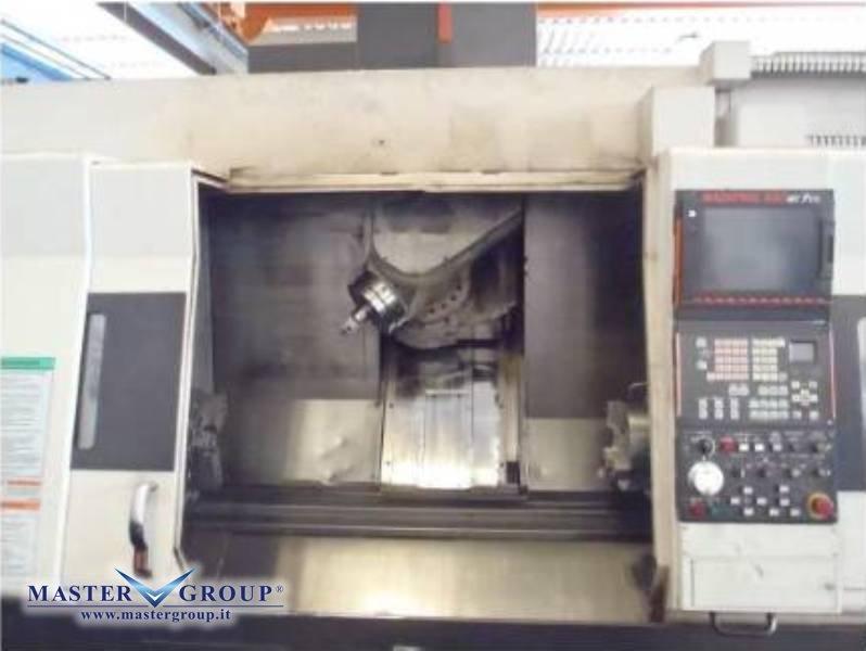 TORNIO CNC A 5 ASSI - USATO - MAZAK - INTEGREX 400 III S
