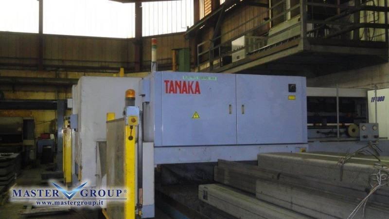 TAGLIO LASER CO2 - USATO - TANAKA - LMX III CE30 TF4000