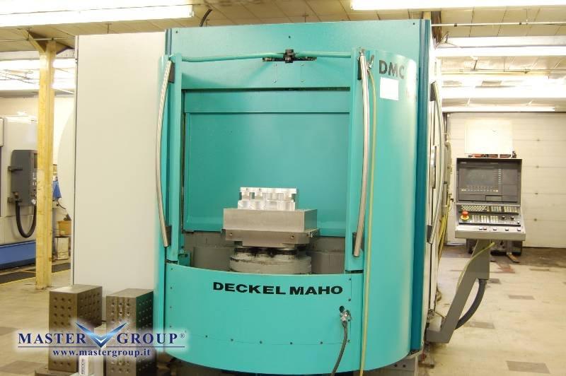 DMG - DECKEL MAHO DMC 60 H