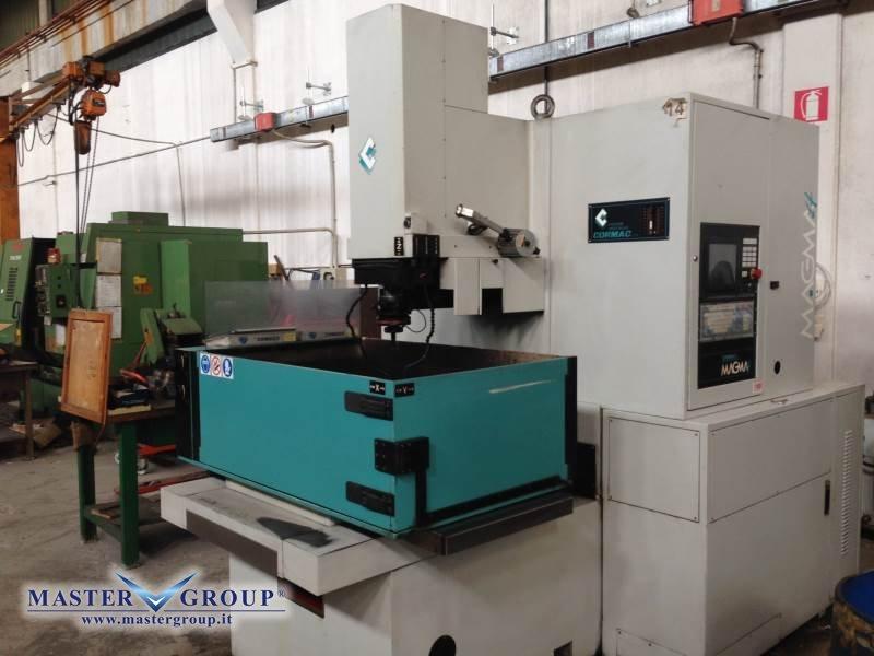 ELETTROEROSIONE A TUFFO CNC - USATA - CORMAC - MAGMA 4.0 UC