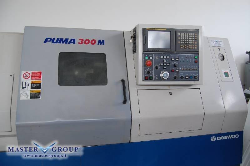 DAEWOO - PUMA 300 M