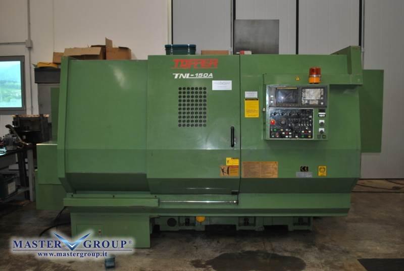 TORNIO CNC A 2 ASSI - USATO - TOPPER - TNL150A