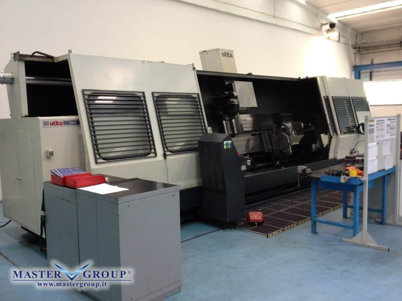 TORNIO CNC A 3 ASSI - USATO - UTITA - T500CN