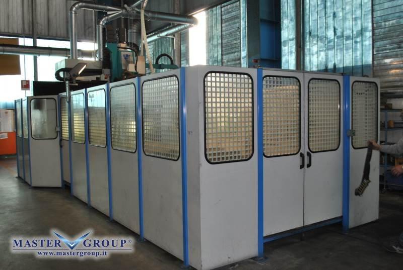RETTIFICA TANGENZIALE CNC A PORTALE - USATA -  FAVRETTO - FR 125/110/400