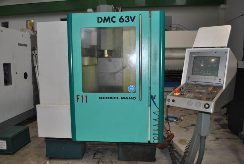 DECKEL MAHO - DMC 63V