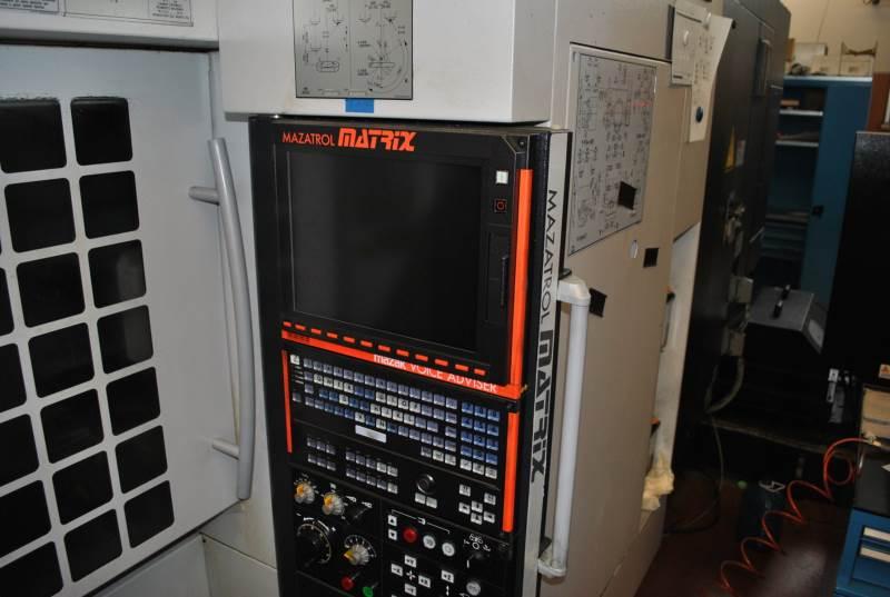 MAZAK - VARIAXIS 630-5XII