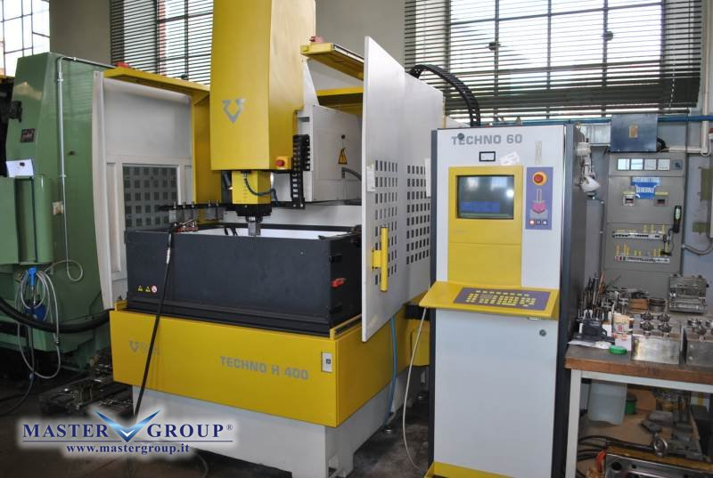 ELETTROEROSIONE A TUFFO CNC - USATA - ONA - TECHNO H-400