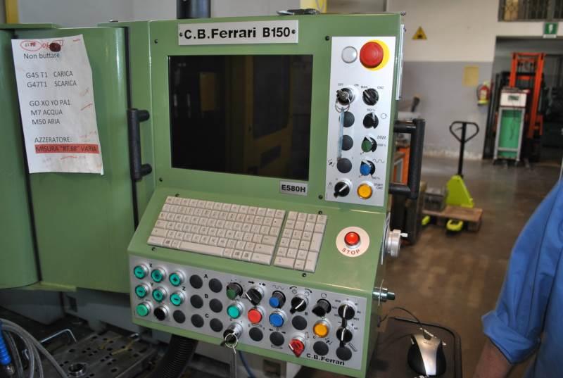 CB FERRARI - B 150
