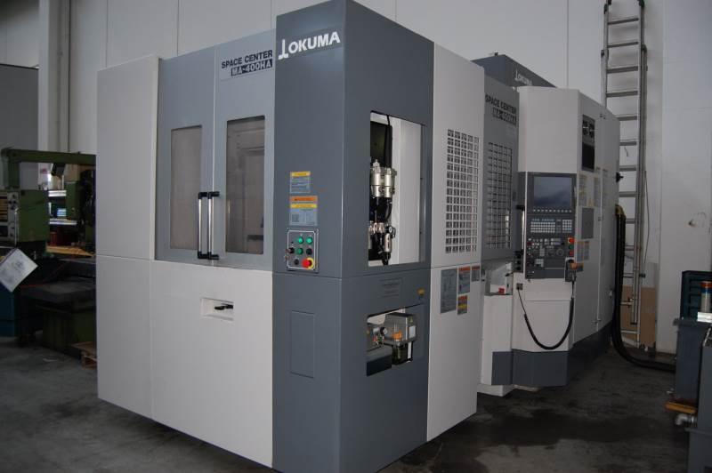 OKUMA - MA-400 HA