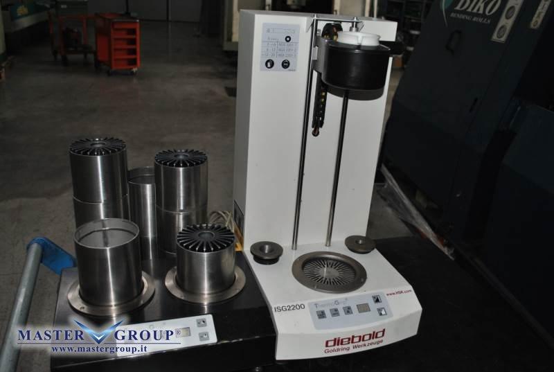 DIEBOLD - ISG 2200