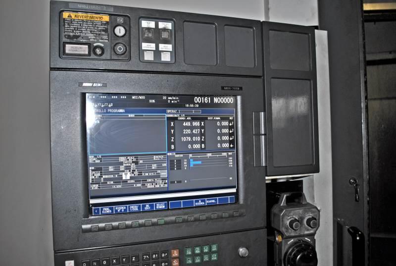 MORI SEIKI - NH 6300 DCG