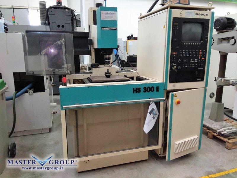 ELETTROEROSIONE A TUFFO CNC - USATA - INGERSOLL - HS 300 E