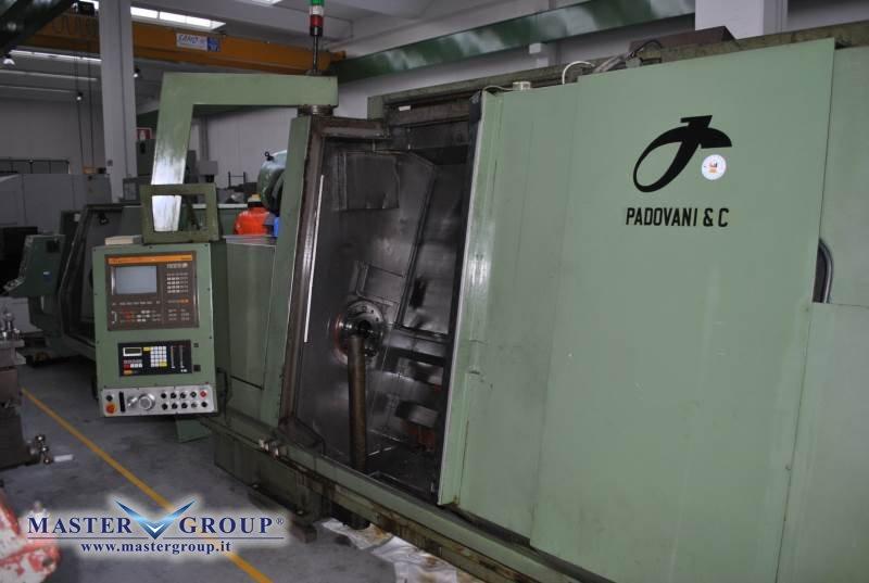 TORNIO CNC A 3 ASSI - USATO - PADOVANI - LABOR 250