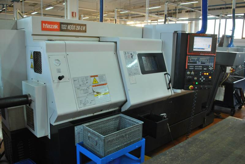 MAZAK - QUICK TURN NEXUS 250 - II M