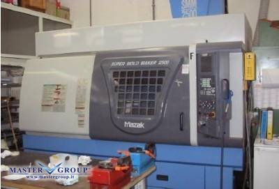 MAZAK - SUPER MOLD MAKER 2500