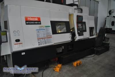 MAZAK - INTEGREX 400 III S