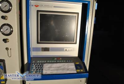 CDM ROVELLA - X600 SPAZIO