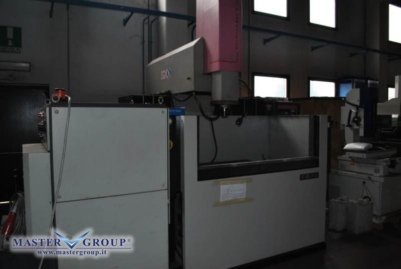 ELETTROEROSIONE A TUFFO CNC - USATA - CDM ROVELLA - BF 1000 ZENIT