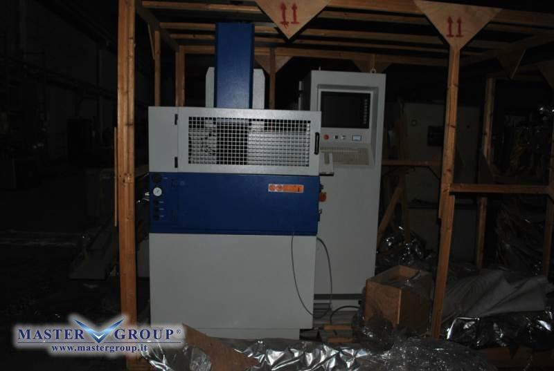 ELETTROEROSIONE A TUFFO CNC - NUOVA -  CDM ROVELLA - BF 53 BASIC