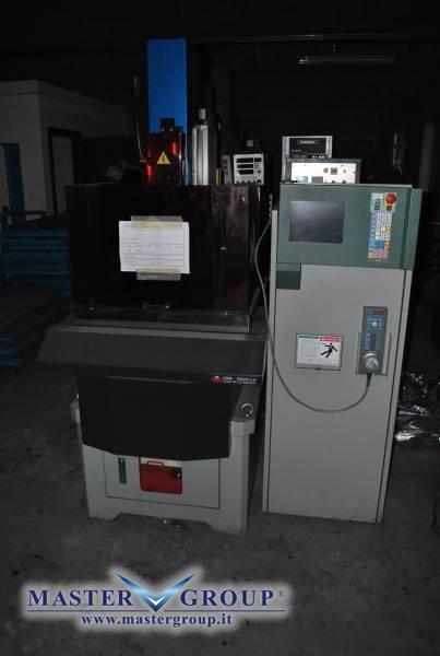 MICROFORATRICE CNC - USATA -  CDM ROVELLA - DNC 25