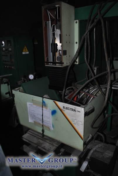 ELETTROEROSIONE A TUFFO MANUALE - USATA -  CDM ROVELLA -