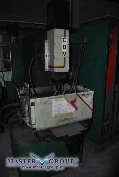 ELETTROEROSIONE A TUFFO MANUALE - USATA -  CDM ROVELLA - ELECTRA