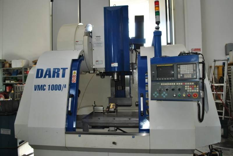 DART - VMC 1000A