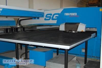 FINN POWER - SG6 12.5