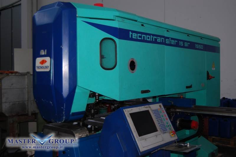 TECNOLOGY - TECNOTRANSFER 15 SR