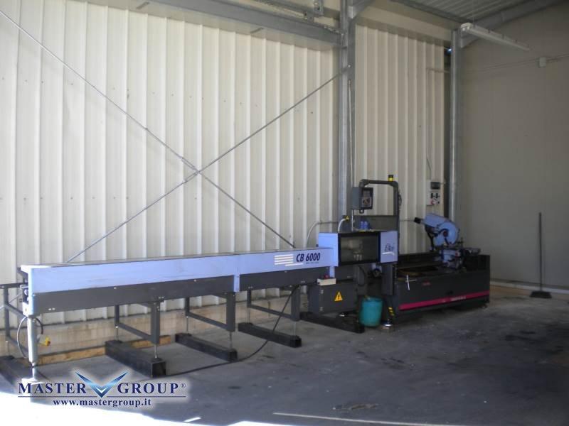 SEGATRICE A DISCO AUTOMATICA - USATA - MEP - CONDOR 90 CNC LR